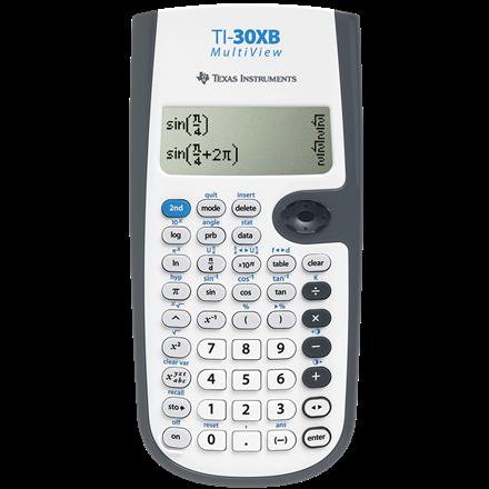 TEXAS INSTRUMENT Calculator