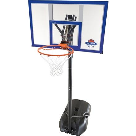 Power Dunk basketball installatie