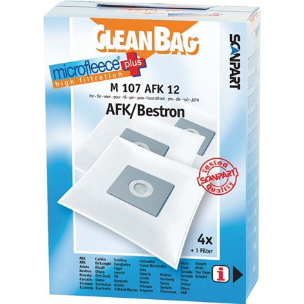 CLEANBAG Stofzakken