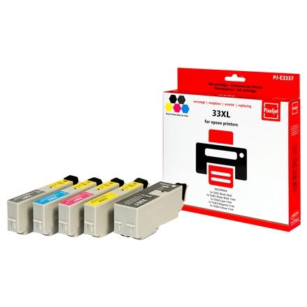 PIXELJET Inkt Cartridge