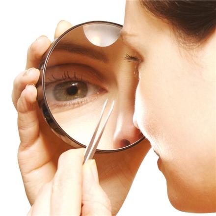 Make- up spiegel