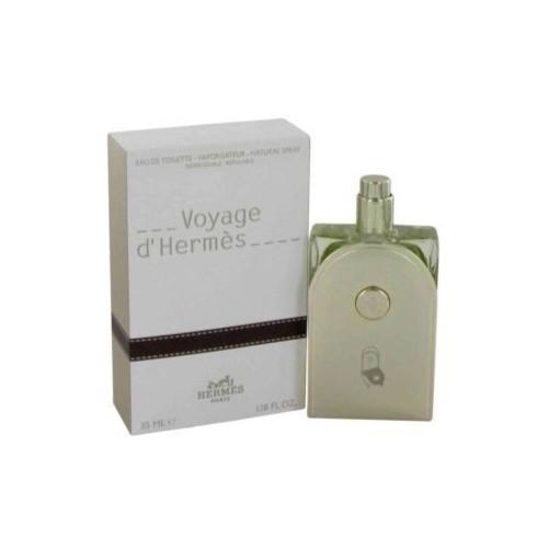 Hermes Hermes Voyage D'hermes eau de toilette refillable 35 ml
