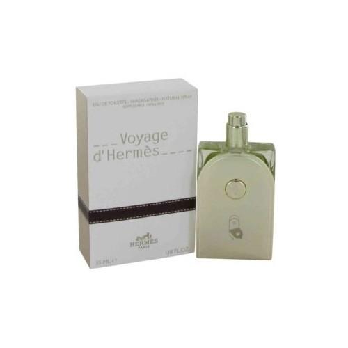 Hermes Hermes Voyage D'hermes eau de toilette refillable 100 ml