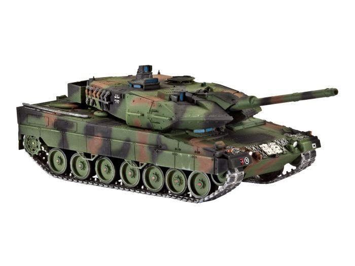 03180 Revell Bouwdoos Leopard 2 A6 / A6M
