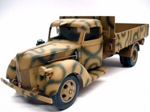 03234 Revell German Truck V3000S (1941) [niv 3]