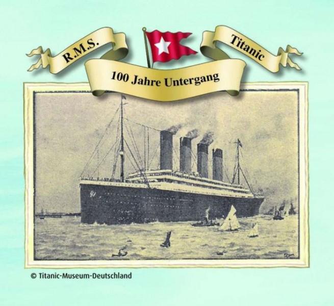05210 Revell RMS Titanic [Niv 3]