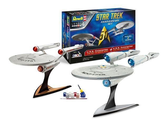 05721 Revell Star Trek Geschenkset