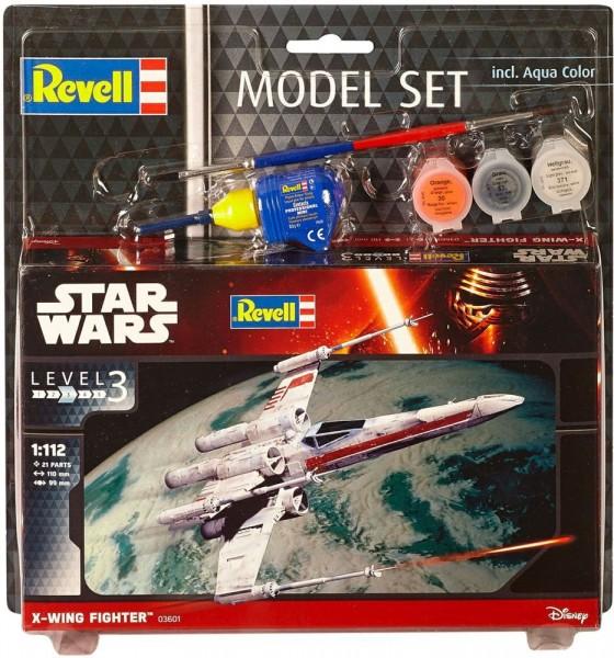 63601 Star Wars Modelset X-Wing Fighter Set 1