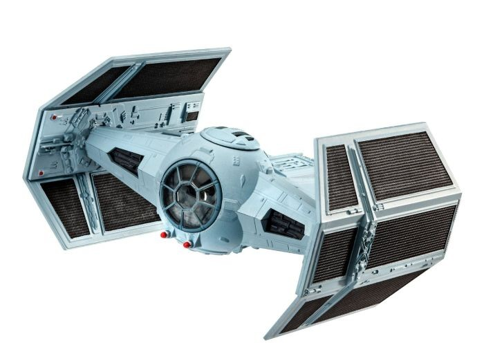 63602 Revell Modelset Darth Vader's Tie Fighter
