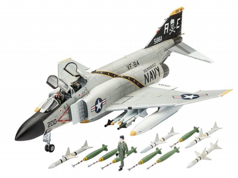 63941 Revell Modelset F-4J Phantom 2