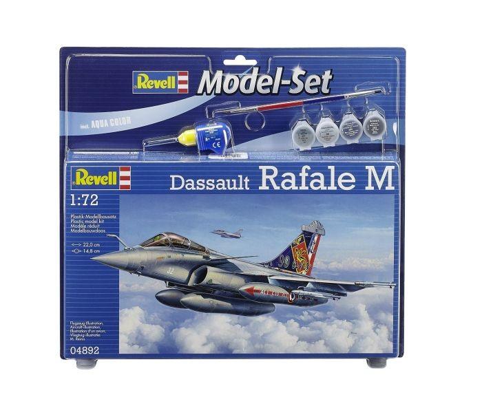 64892 Revell Modelset Dassault Rafale M