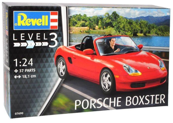 7690 Revell Porsche Boxter