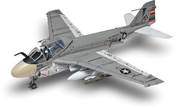 85-5626 Revell A-6E Navy attack bomber
