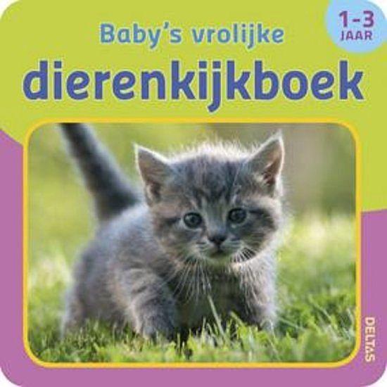 Baby's Vrolijke Dierenkijkboek (1-3 jaar)