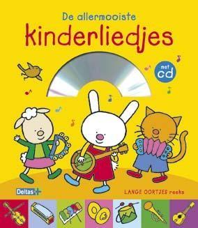 Boek De Allermooiste Kinderliedjes