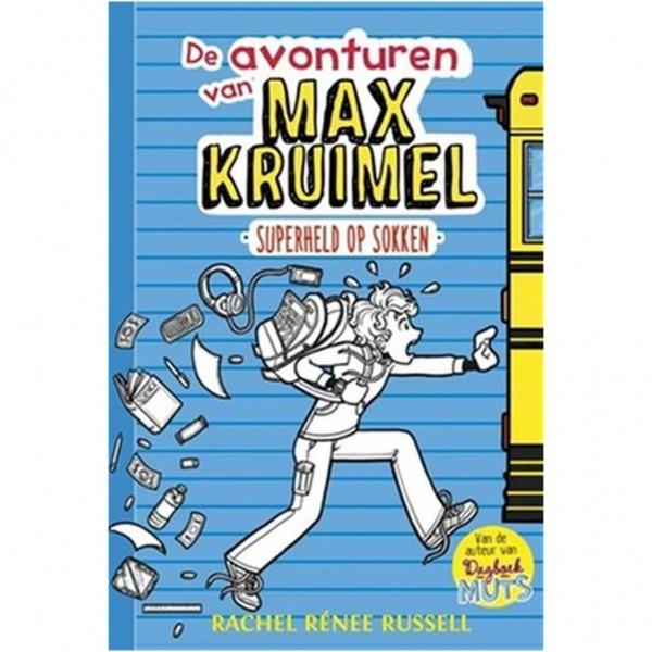 Boek Max Kruimel Superheld Op Sokken