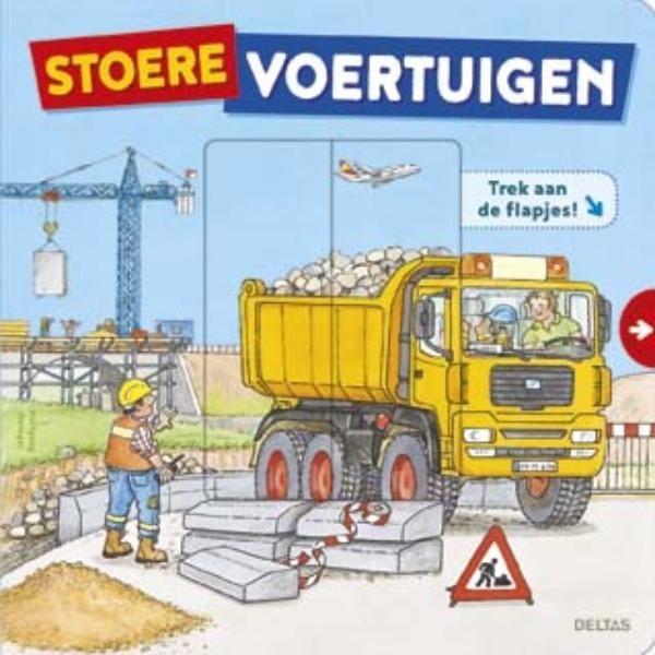 Boek Stoere Voertuigen