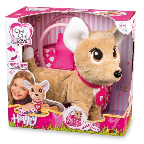 Chi Chi Love Hond Met Tas