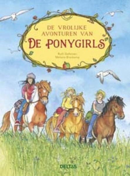De Vrolijke Avonturen Van De Ponygirls