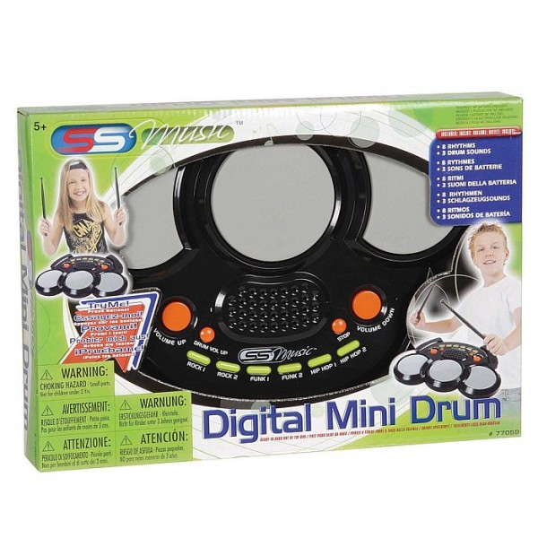 Digital Mini Drum