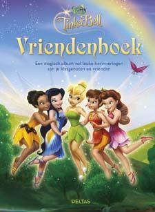 Disney Fairies Vriendenboek Tinkerbell