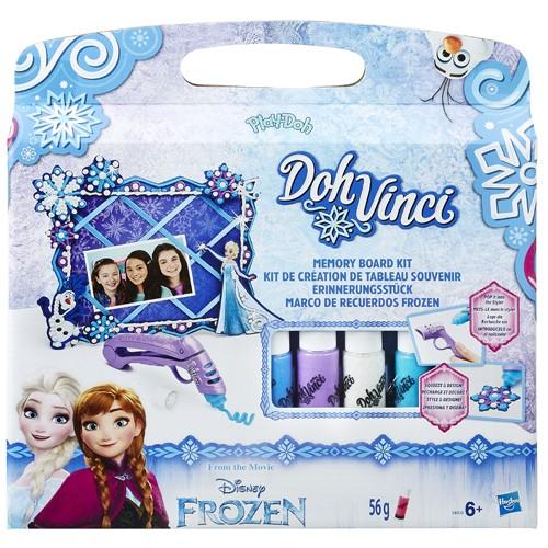 Dohvinci Frozen Memory Bord