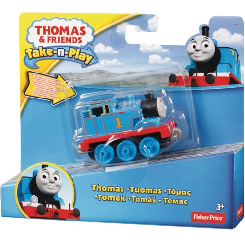 Fisher Price Thomas de Trein Diecast