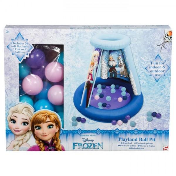 Frozen Ballenbak + 20 Ballen