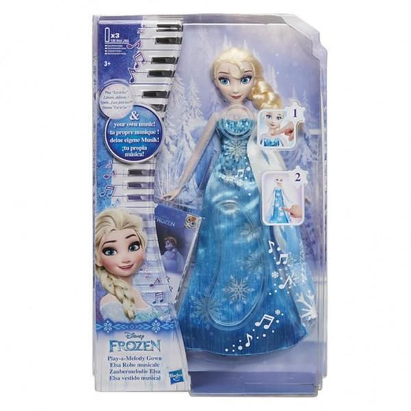 Frozen Elsa Met Pianojurk