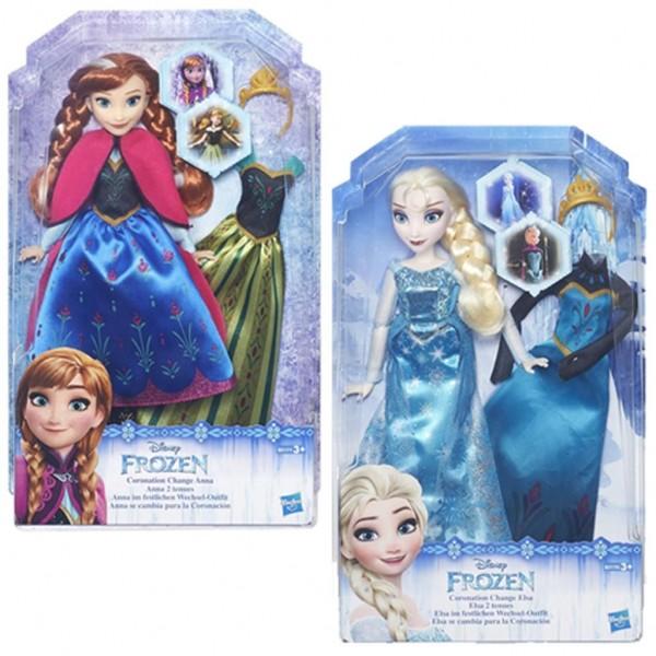 Frozen Pop + Outfits