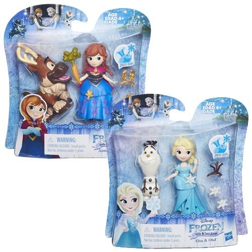 Frozen Poppetje en Vriendje