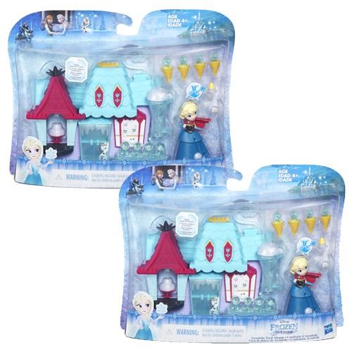 Frozen poppetjes Speelset