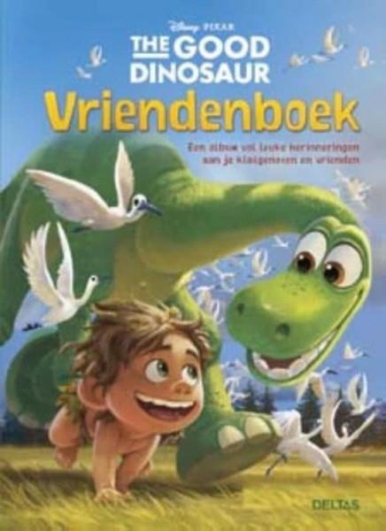 Good Dinosaur Vriendenboek