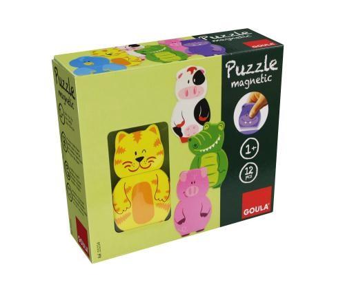 Goula Magneten Puzzel