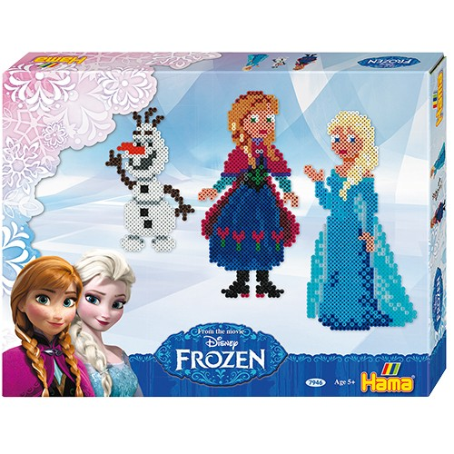 Hama Strijkkralen Frozen Gift Box (4000)