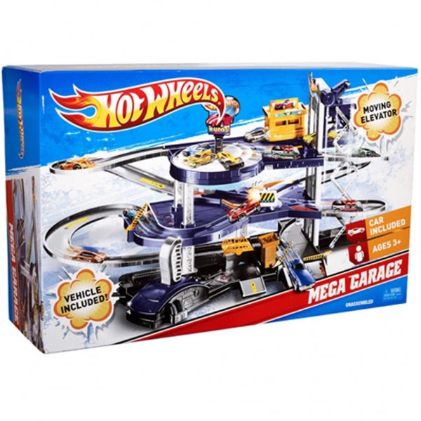 HotWheels Garage