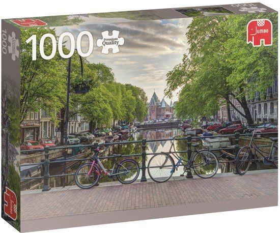 Jumbo Puzzel De Waag Amsterdam (1000)