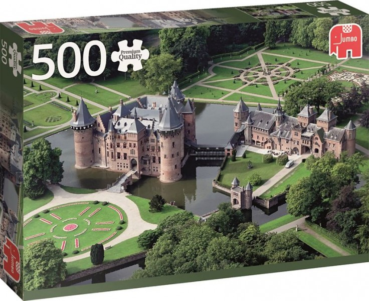 Jumbo Puzzel Kasteel De Haar (500)