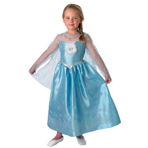 Kleding Elsa Snow Queen M