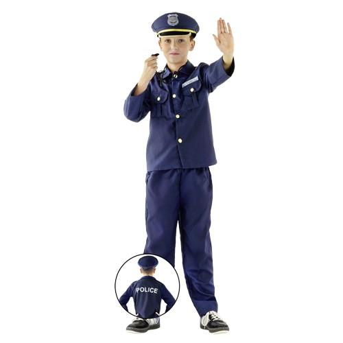 Kleding Politie Maat S
