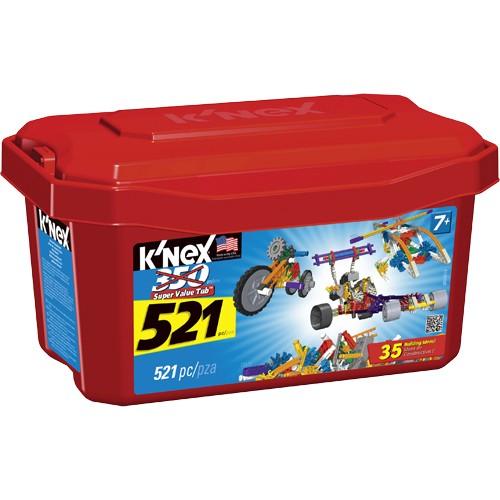 Knex Value Tub 521 delig
