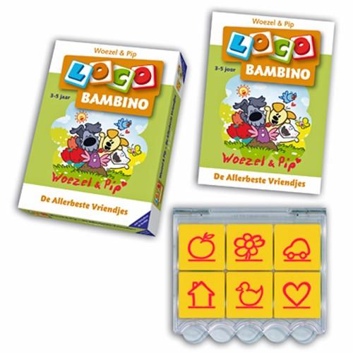 Loco Bambino set Woezel en Pip