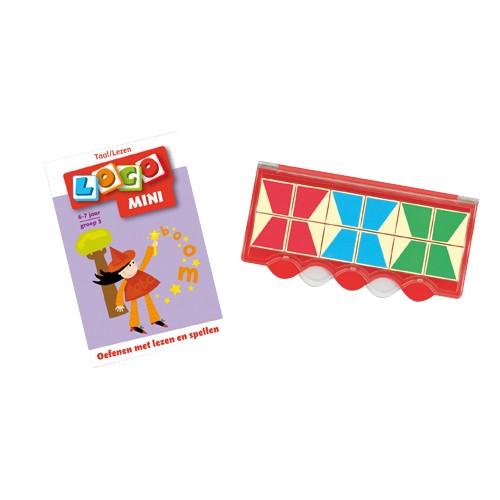 Loco Mini Special Oefenen met lezen en spellen