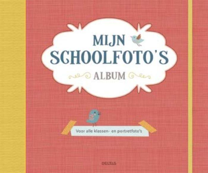 Mijn Schoolfoto's Album Rood
