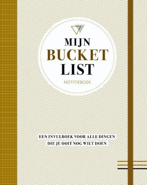 Notitieboek - Mijn Bucketlist