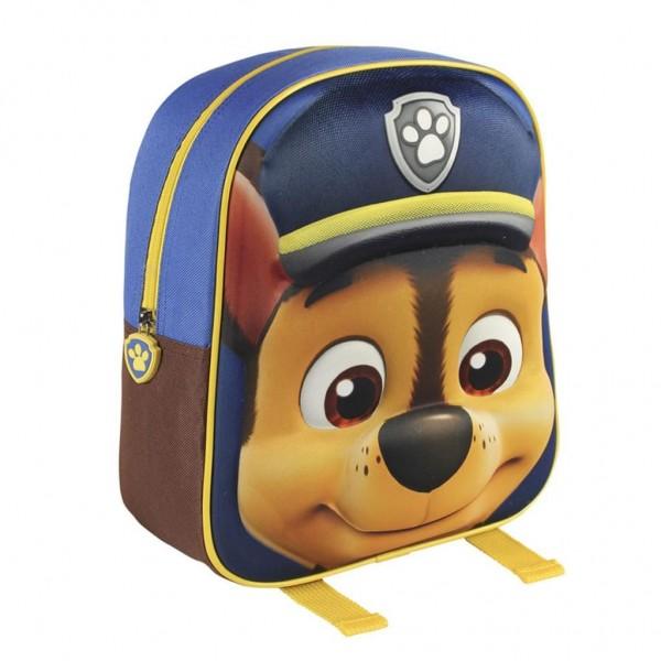 Paw Patrol Rugzak 3D Chase