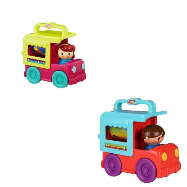 Playskool Fold N Roll Trucks