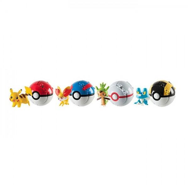 Pokémon Pokéball Throw N Pop
