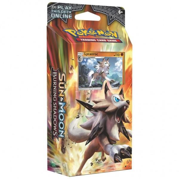 Pokémon TCG Themadeck Sun & Moon Burning Shadows