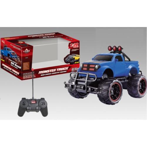 Radiografisch bestuurbare auto R/C Monster Truck